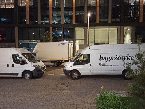 przeprowadzki Warszawa Bielany