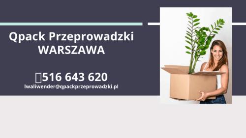 przeprowadzki Warszawa Żoliborz